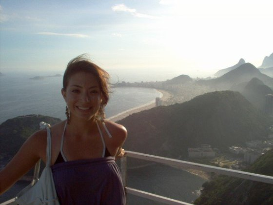 Rio sounds nice right about now